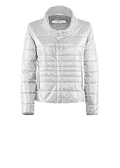 Dot jacket | Quilted jacket
