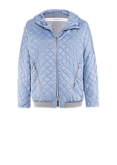 Floris jacket | Quilted jacket with hood