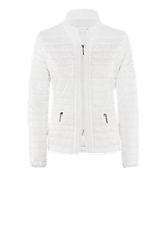 Domino jacket | Summer quilted jacket