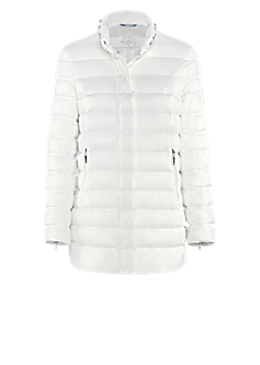 Dorothea-Jacke | Quilted jacket with appliqués