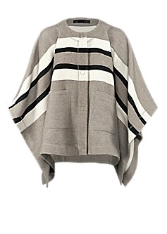Isabel cape | Jacket in cape form