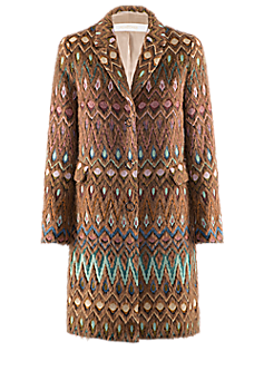 Mala coat l Ethnic style coat