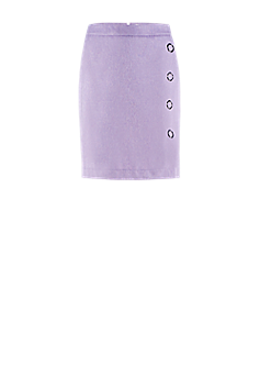 RM-511 | Mini skirt with eyelets