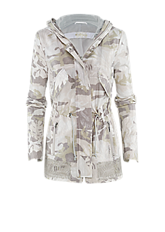 Virginia jacket |Outdoor jacket with hood